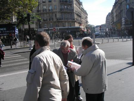 en soutien à Françoise de Panafieu