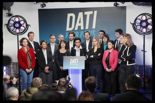 meeting rachida dati le 9 mars 2020